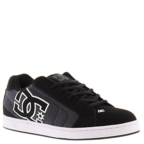 DC - Net Se Lowtop Schuhe, EUR: 45.5, Black Dark Used