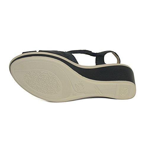Sandalia de mujer - Pitillos modelo 1072 - Talla: 39