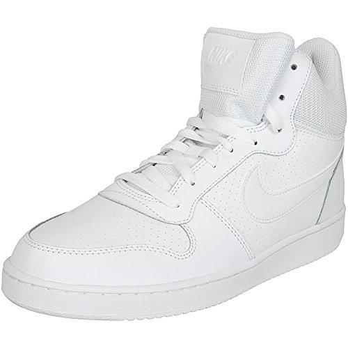 Nike Sneaker Court Borough Mid Weiß Weiß