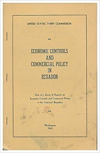 Last ned e-bøker gratis for mobilEconomic controls and commercial policy in Ecuador PDF ePub iBook B007XCGARU