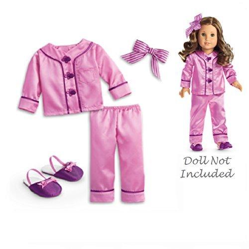 American Girl Rebecca's Satin Pajamas for 18