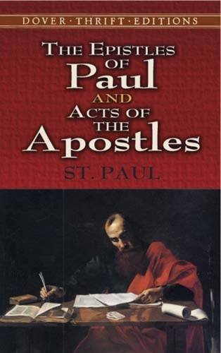 Download The Epistles of Paul and Acts of the Apostles (Dover Thrift Editions) ebook