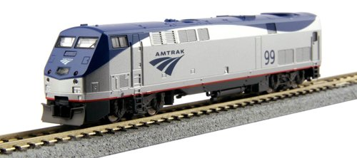 N Scale GE P42 'Genesis' Phase V (Late) Amtrak - AMTK #47 DC (DCC Ready) (N Scale Amtrak)