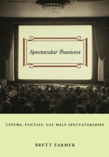 Spectacular Passions: Cinema, Fantasy, Gay Male Spectatorships by Brand: Duke University Press Books