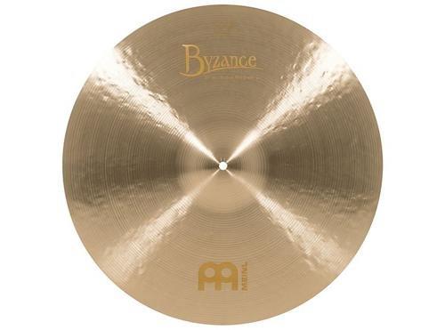 Meinl Cymbals B20JMTC Byzance Jazz 20-Inch Medium Thin Traditional Crash Cymbal (Byzance Traditional Medium Thin)