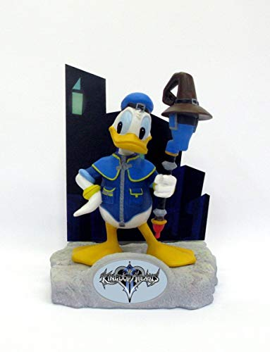 Disney Kingdom Hearts Resin Paperweight - Donald