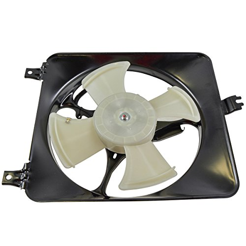 AC A/C Radiator Condenser Cooling Fan for Honda Acura Accord CL 2.2L ()