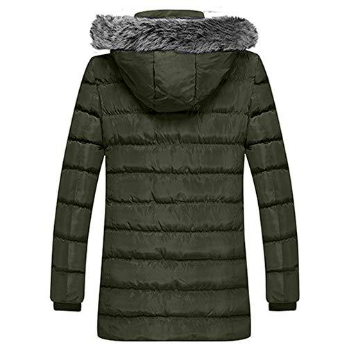 Windbreaker Simayixx Casual Outdoor Waterproof Field Coat Zipper Fur Jacket