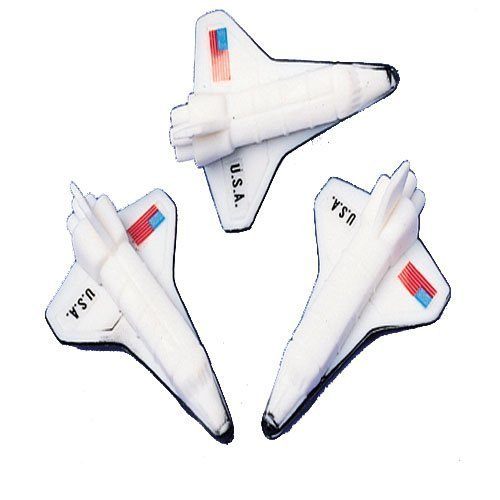 Space Shuttle Erasers/24-Tub
