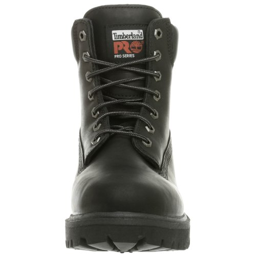 "Timberland PRO hombres 26036 Direct Attach 6"" Soft Toe Boot,negro,9 W"