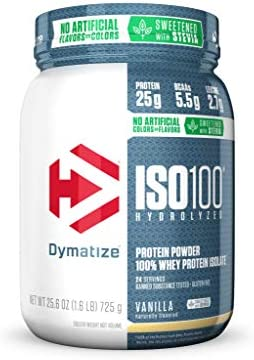 Dymatize Protein Isolate Natural Vanilla product image