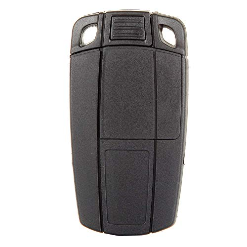 KR55WK49127, KR55WK49123 cciyu 1PC Uncut 3 Buttons Keyless Entry Remote Fob Replacement fit for BMW 325Ci 325xi 335is 330Ci 330xi 330i 323i 325i 328i 335i 328xi 335xi/335d 328i xDrive 335i xDrive 057146-5210-1045401