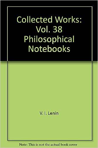Image result for Lenin Philosophical Notebooks Volume 39 images