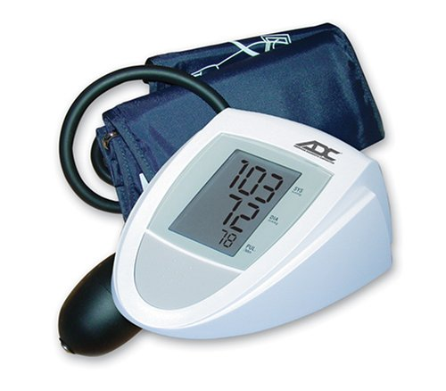 ADC ADVANTAGE Semi-Auto Upper Arm Digital Blood Pressure ...