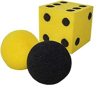 SOLOMAGIA Jumbo Sponge Blendo - Die - Accessories - Trucos Magia y la Magia: Amazon.es: Juguetes y juegos