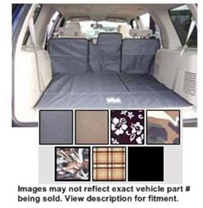 Cargo Liner - Full Canvas For Lexus ~ RX 330 ~ 2004-2009 ~ Mocha-Tan ~ (3pc)