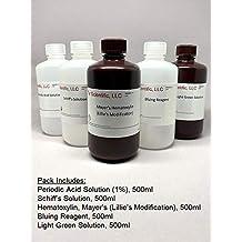 Periodic Acid Schiff (PAS) Stain Pack, 500ml