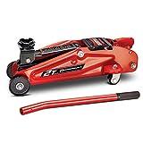 Powerbuilt 640181 Garage 2-Ton Trolley Jack
