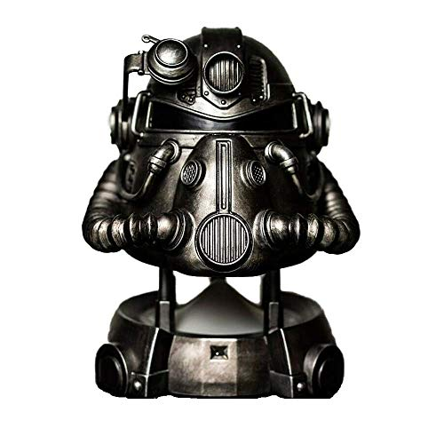 Fallout 76 T-51 Power Armor Helmet Gesture Control Speaker -