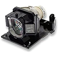 Hitachi DT01431 Projector Housing with Genuine Original Philips UHP Bulb