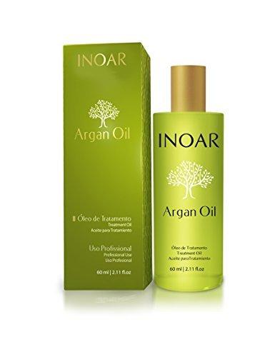 Inoar Home Care Argan Oil Hair Treatment Oil 60 ml by Inoar