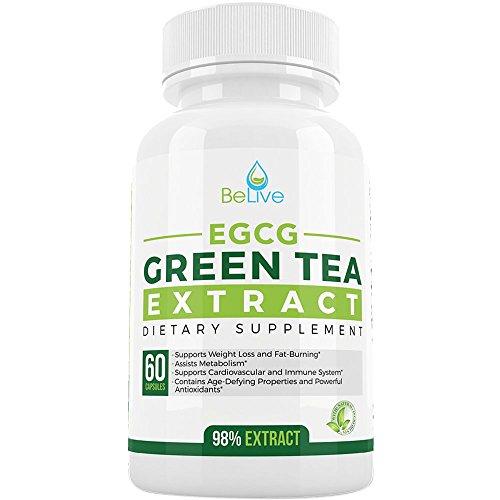 Green-Tea-Supplement-EGCG-Belly-Fat-Burner-Weight-Loss-Pills-for-Women-and-Men-Anti-Aging-Boost-Metabolism-Better-Heart-System-Pre-Workout-Natural-Energy-Detox-Cleanse-By-BeLive