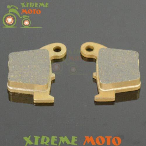FidgetKute Pastillas de Freno traseras para Honda CR125 CR250 CRF250R CRF250X CRF450R CRF450X CRF150R//RB