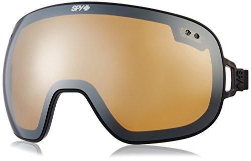Spy Optic Doom Snow Goggles, Bronze Lens with Silver (Bronze Ski)