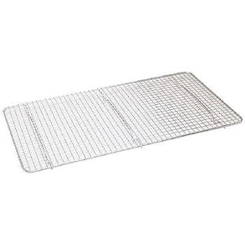Amazon.com: Professional Cross Wire Cooling Rack Half Sheet Pan ...