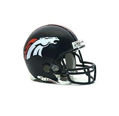 NFL Denver Broncos Replica Mini Football Helmet