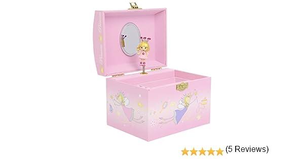 Trousselier - Caja de música para bebé (S90504): Amazon.es: Juguetes y juegos