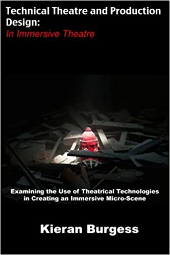 Examining the use of theatrical technologies in creating an immersive Micro-Scene