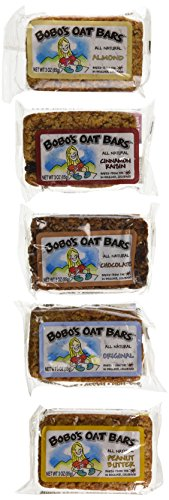 - Bobo's Oat Bars Mixed 10 Pack