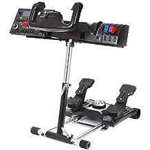 Saitek Wheel Stand Pro Stand for Saitek Pro Flight/Cessna Yoke System;Yoke Support; Wheel Stand Only Flight System Not included