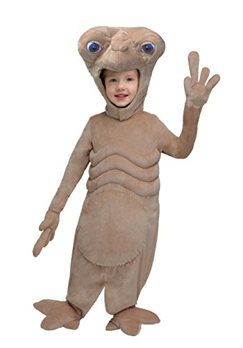 Child's E.T. The Extra-Terrestrial Costume E.T. Toddler 2T Brown]()