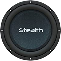 Soundstream STEALTH-124 700 Watt 12 Shallow Mount Subwoofer