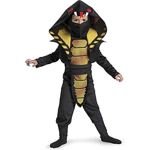 Disguise Cobra Ninja Boys Costume