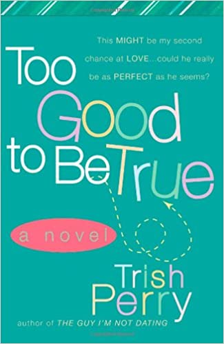 Too Good to Be True by Trish Perry