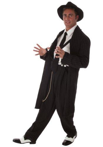 Black Zoot Suit Costume (Zoot Suit Pants)