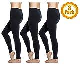 Cheap Love Charm Women's Super Soft Full Length Legging-Seamless Technology (3, L/XL)