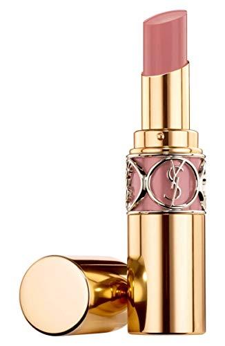 (YVES SAINT LAURENT Rouge Volupté Shine Lipstick 0.15 oz. # 44 Lavalliere Nude)