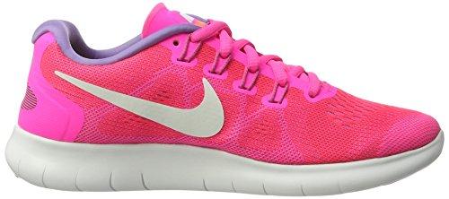 Scarpe Running Nike mangue blanc Brillant Coureur explosion Rn Free Rose Cassé rose Donna Wmns Rosa 2 qwAXIw