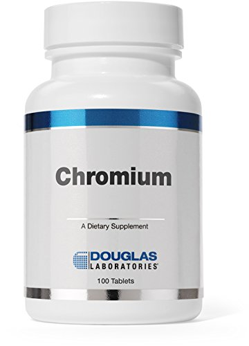 Douglas Laboratories® - Chromium (1 mg.) - Trace Mineral Supports