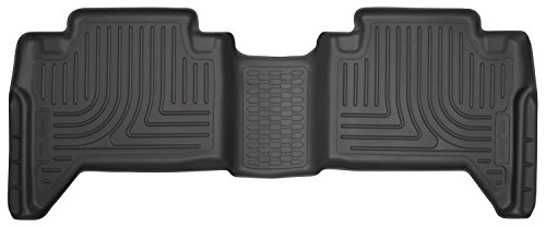 Husky Liners 14951 2nd Seat Floor Liner Fits 16-17 Tacoma Double Cab Pickup