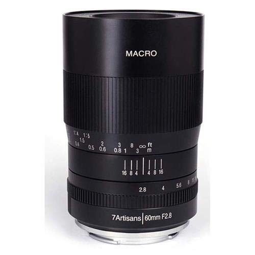 7artisans Photoelectric 60mm f/2.8 Macro Lens for Nikon Z Mount by 7artisans