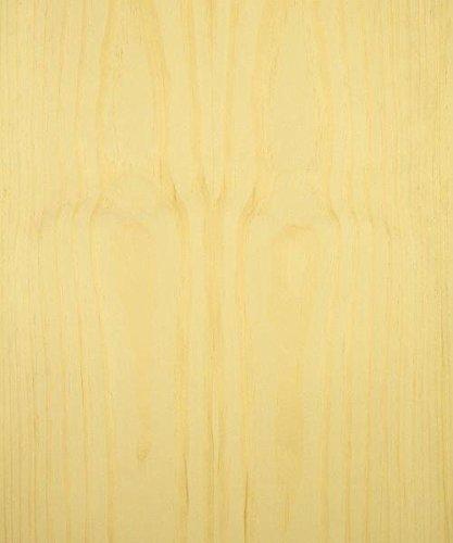 Cabinet Refacing Kit, Clear White Pine Wood Veneer, Small Kit