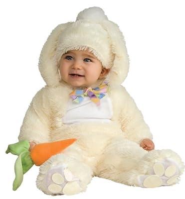 Rubie's Costume Baby Bunting Vanilla Bunny Costume