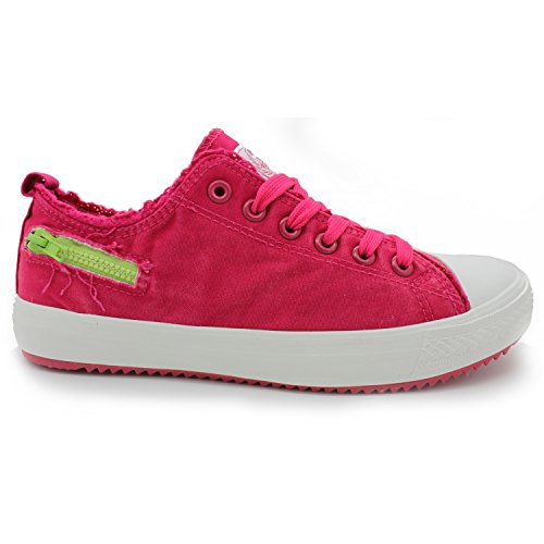 bass3d Sneaker Donna Rosso Rosa