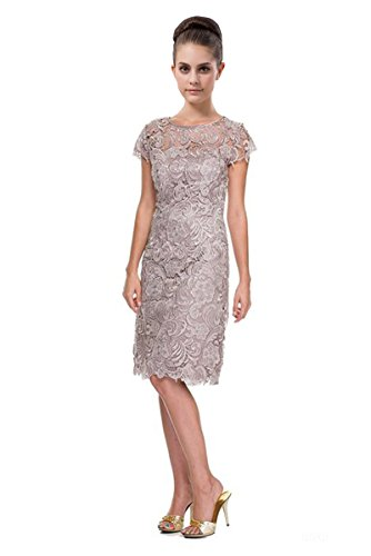 LOVEBEAUTY Women's Lace Mother Of The Bride Dresses Formal Gown