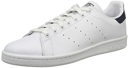 Blanc Stan Homme Originals Sneaker Smith Adidas Chaussons Y8w5wq